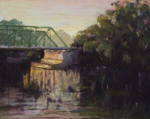 The Golden Hour  Kathleen Hanney Pastel